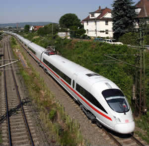 German ICE Train or First Capital Connect?